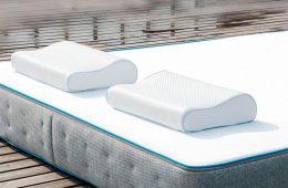 Чем хороши ортопедические подушки и матрасы?
