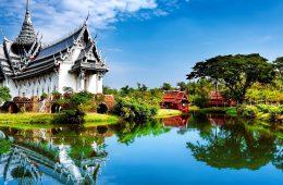 Лечение и отдых в Китае