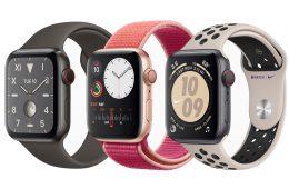 Apple Watch модные фитнес часы пятой серии