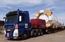 Доставка негабаритных грузов по России