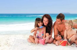 Где отдохнуть летом с ребенком