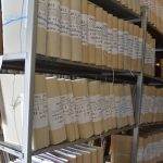Услуги, предоставляемые архивной компанией