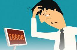 Самые большие ошибки в дизайне сайта юридической фирмы