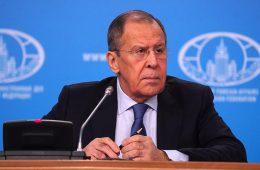 Лавров рассказал итальянской газете о позиции России по Ливии
