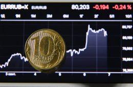 Когда появятся условия для заметного укрепления рубля