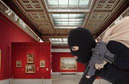 Грабители музеев