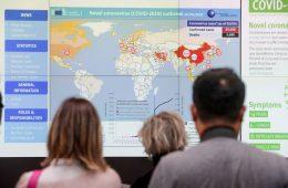 Вспышка COVID-19 привела к пересмотру прогнозов экономики на 2020 год