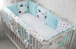Как сделать бортики для детской кроватки своими руками?