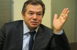ЦБ попросил снизить публичную активность Глазьева на время пандемии