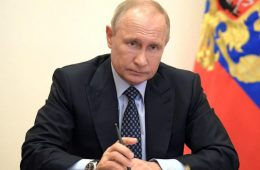 Путин отчитал министра труда во время совещания по борьбе с коронавирусом