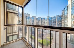 Заказываем установку балкона «под ключ» у Алиас-Днепр
