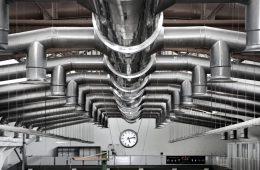 Какой тип вентиляции используется на промышленных объектах?