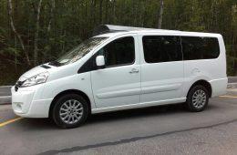 «Минивэн Галант Taxi» – комфортабельные автомобили для клиентов