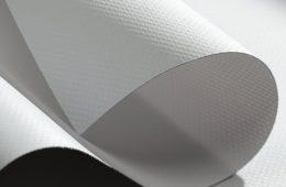 Прочный современный материал – баннер