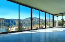 Что такое панорамное остекление дома