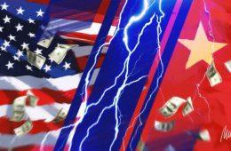 США хотят изгнать Китай из мировой экономики