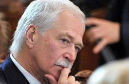 Грызлов обвинил Киев в невыполнении обязательств по Донбассу