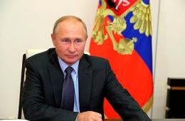 Путин увидел восстановление экономики России