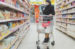 Озвучена цена талонов на продукты для бедных россиян