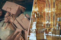 Исчезновение века: историк рассказал, где сейчас может находиться пропавшая Янтарная комната