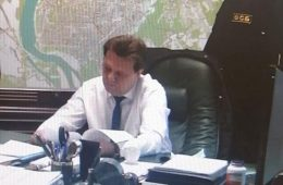 Мэр Томска задержан по подозрению в превышении полномочий