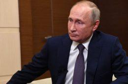 Песков заверил, что состояние здоровья Путина абсолютно нормально