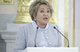 Матвиенко разошлась с Путиным из-за регулирования цен на еду