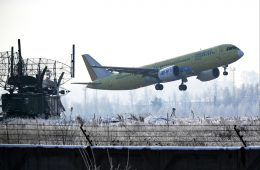 В России получили свой композитный материал для самолетов МС-21