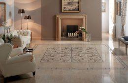 Использование керамической плитки в дизайне интерьера