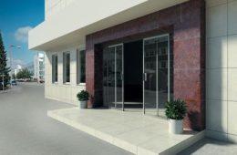 Преимущества и недостатки отделки фасада керамогранитной плиткой