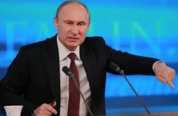 """Путин считает, что Украина перешла все """"красные границы""""!"""