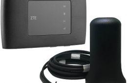 Обзор Wi-Fi роутера ZTE MF920ru
