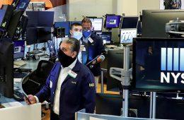Торги в США в день инаугурации Байдена завершились рекордным ростом