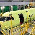 Специалисты ОАК начали сборку обновленного планера Ил-114-300
