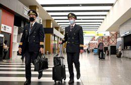 Минтранс предложил внедрить биометрию в аэропортах
