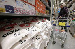 Минпромторг выступил против госрегулирования цен на продукты питания
