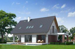 3 неоспоримые причины, почему проект дома с мансардой лучше для дачного проживания