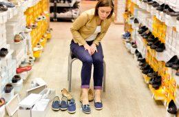 Обувь: выбираем удобную, стильную и практичную