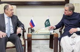Лавров рассказал о российском предложении Пакистану о поставках СПГ