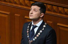 Зеленский предложил решить судьбу Донбасса на всеукраинском референдуме