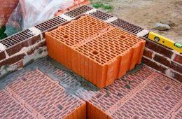 Керамические блоки: преимущества использования