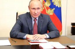 Путин и Си Цзиньпин дали старт новому атомному строительству в Китае