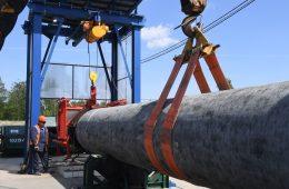 «Газпром» отказался обсуждать сроки завершения «Северного потока-2»