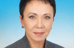 Ушла из жизни депутат Лариса Шойгу