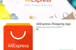 Установка приложения Aliexpress для Android