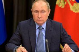Владимир Путин перечислил нерешенные проблемы России