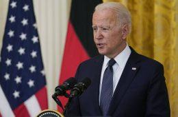 Байден назвал бессмысленным введение санкций в отношении участников «Северного потока — 2»