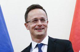 Венгрия согласовала условия нового договора о поставках газа из России