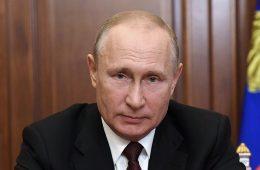 Путин предложил разово выплатить всем пенсионерам в 2021 году по 10 тыс. рублей